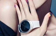 This is the Samsung Gear S2 - UltraLinx