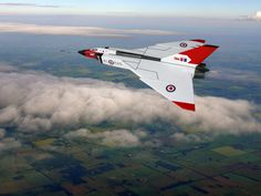 AVRO ARROW 15 by PlunkettGW