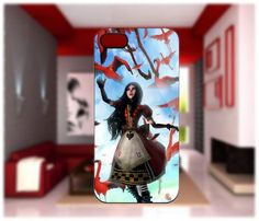 Alice Madness Return iPhone cases 4/4S Case iPhone 5 Case Samsung Galaxy S2/S3/S4 Cases Blackberry Z10 Case from GlobalMarket