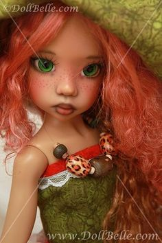 OOAK Hand Sewn Doll Outfit Top Skirt Hat Kaye Wiggs Hope Layla Miki Tobi MSD BJD | eBay