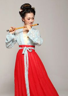 Chinese Classical Song Dynasty Clothes for Women         Finland