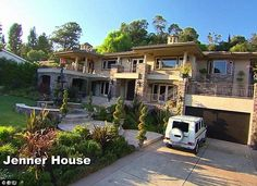 Up for grabs: The home used in Keeping Up With The Kardashian as a stand in for Kris Jenner's property has hit the market