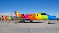strange airplane paint jobs - Google Search