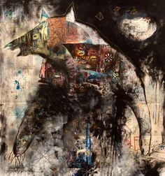 Owlfman by Jesse Reno