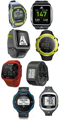 8 GPS Watches Perfect For Your Next Road Run
