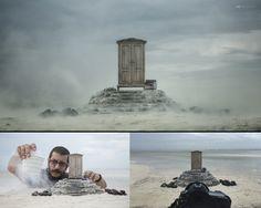 Behind the Scenes of Felix Hernandez's Fine Art Concept 'The Wardrobe'   Fstoppers