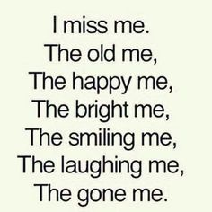 Im too sad now. Too much has changed.