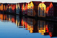 Exploring Norway - Things to Do in Trondheim - Trondheim is Norway's third-largest city, and is a fantastic place to visit if you're looking to see more than just fjords and mountains.The city used to be the capital of Norway during the days of the Vikings, and traces of this history still live on.