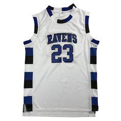 561e3e7f8996 One Tree Hill  23 Nathan Scott Ravens Basketball Jersey