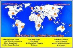 El Sagrado Titicaca  El Disco Solar  El Duodécimo Portal de Mu  Metatrón