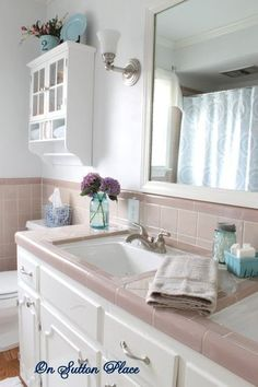 images about Bathroom on Pinterest  Bathrooms On A Budget, Bathroom ...
