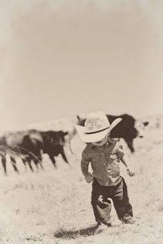 cowboys like us...