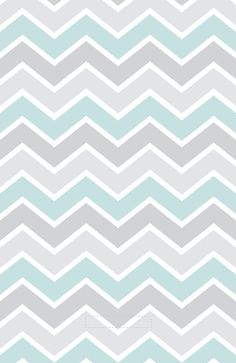 Kunstvolle Vintage Multi Blue Chevron Stripes Kunstdruck von The Little Canopy - Tapeten Ideen Papel Chevron, Chevrons, Mint Chevron, Cute Backgrounds, Cute Wallpapers, Wallpaper Backgrounds, Iphone Wallpaper, Chevron Wallpaper, Babies Rooms