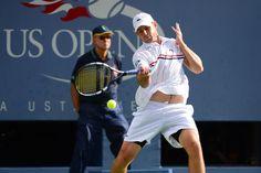 US Open Tennis @US Open Tennis Championships  --    Retweet to congratulate @Andy on his great career! #HeyIGotToPlay #usopen