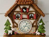 Gingerbread Cuckoo Clock