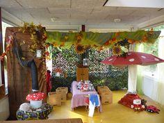 Het is raar maar waar, de herfst heeft net zo als elk jaar zich een plekje veroverd op de Prins Clausschool.