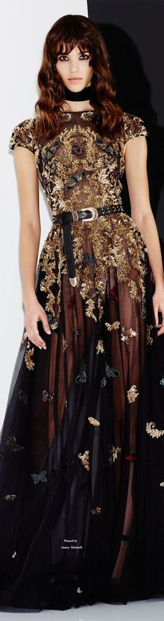 www.2locos.com Zuhair Murad Collections Fall 2016 collection