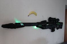 Download The Black Spindle Exotic Sniper Rifle from Destiny by Lael Lee -
