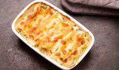 Už jste slyšeli o těstovinách, které se nevaří? Přesně to jsou zapékané cannelloni. Jedná se o těstoviny plněné čerstvým špenátem, sýrem a česnekem, zalité lahodnou bešamelovou omáčkou a posypané parmazánem. Sýrové cannelloni vás mile překvapí. #recept #testoviny #spenat #syr #vegetarian #vegetarianske #bezmasa #recipe #cheese #pasata #spinach #nomeat #withoutmeat Cheesy Recipes, Quick Recipes, Chicken Recipes, Medium Recipe, Cannelloni Recipes, Cheese Quiche, Cheesy Chicken, Yum Yum Chicken, Tasty Dishes