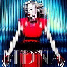 MDNA - Studio Album by Madonna.  Released March 23, 2012.