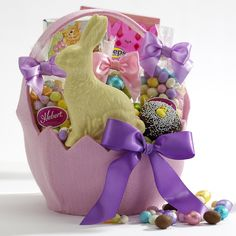 Easter gifts basket ideas for girlfriend seasonal crafts easter gifts basket ideas for girlfriend seasonal crafts pinterest easter and easter gift baskets negle Choice Image