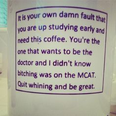 Love this even though i am not giving MCAT ...still i have give CET