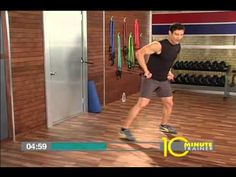 Tony Horton 10 minute trainer-Total Body Workouts 2 - YouTube