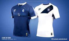Camisas do Remo 2015 Umbro