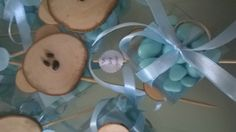 Iacopo's baptism favors: Done!