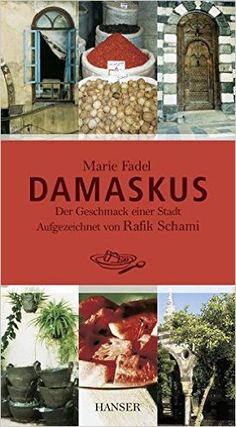 #book - Der Geschmack einer Stadt #Rafik Schami -
