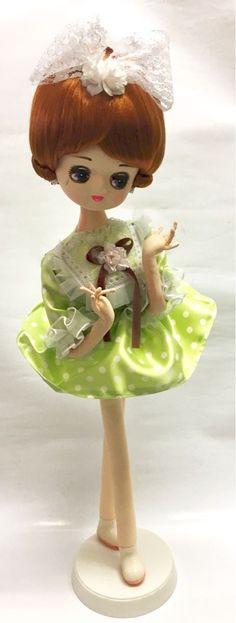 Japanese Pose Doll