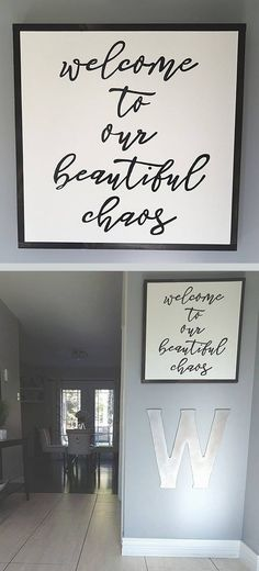 115 Best Signs For The Home Images Wood Signs Diy Signs