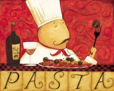 Pasta Lámina por Dan Dipaolo en AllPosters.es