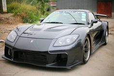 Mazda RX7 Fortune Tuned by VeilSide