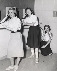 1950s girls