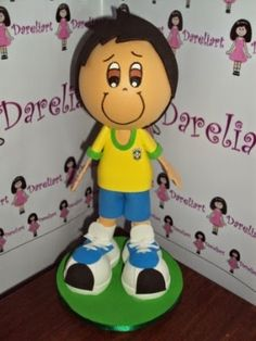 Dareliart: Jogador da Seleção Brasileira - Encomenda da Janet...