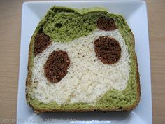 Soft and Fluffy Panda Bread