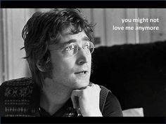 John Lennon - Jealous Guy - Lyrics