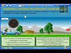 Presentación de un recurso digital de la Consejería de Educación de la Junta de Castilla y León, en torno al área de Física de 1º de la ESO