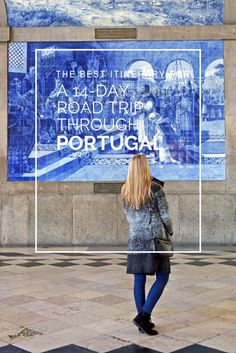 Are you planning a trip to Portugal? What better way to explore this southern European country than road tripping all through it! Here's how to make the most out of 14 days with this awesome itinerary.