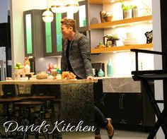 David's Kitchen at the LG Limitless Design showcase #LGLimitlessDesign #Contest
