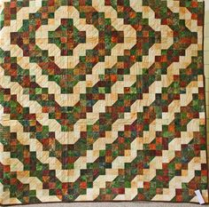 SSND quilt (squares & half/square triangles)