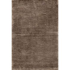 With a subtle sheen and an incredibly luxe feel, this two-tone beauty is guaranteed to become your new favorite.  Viscose-blend rugs offer the same lush feel underfoot as silk, but at a more affordable price. The delicate fibers of viscose-blend rugs are best suited for low-traffic, gently used rooms only. Not suitable for homes with children and pets.