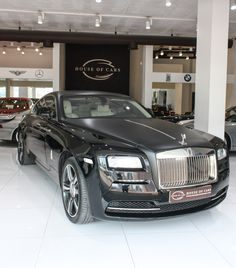 #ROLLSROYCE #WRAITH 2015 21,000 kms | Full Option price : 769,950 AED Rolls Royce Dubai, Bentley Rolls Royce, Full Option, Hot Cars, Hot Wheels, Luxury Cars, Dream Cars, Super Cars, Automobile