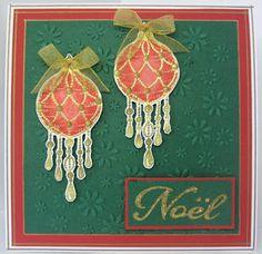 Sunny Summer Crafts: Noël