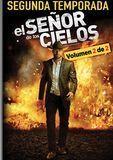 El Senor de los Cielos: Segunda Temporada, Vols. 2 de 2 [6 Discs] [DVD]