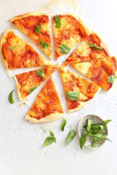 Classic Margherita Pizza     Crush 38