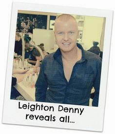Glitz and Glamour Makeup: Beauty and Lifestyle Blog: Leighton Denny reveals all about his life and his new book How I Nailed It in this exclusive interview #leightondenny #nails #leightondennyinterview