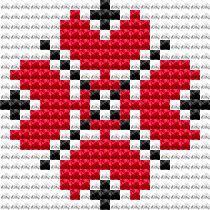 Geometric Hand Cross
