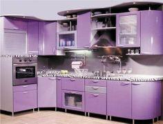 Violet kitchen ❤️